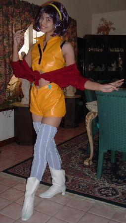 Bebop Cowboy S Faye Valentine Costume Cosplay
