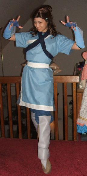 Katara Vers 3 Costume Cosplay