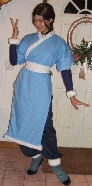 Katara Costume Cosplay