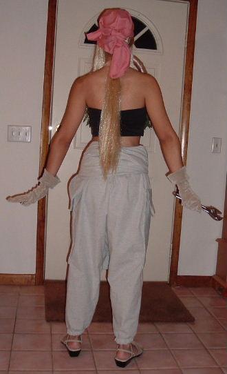 Winry Costume