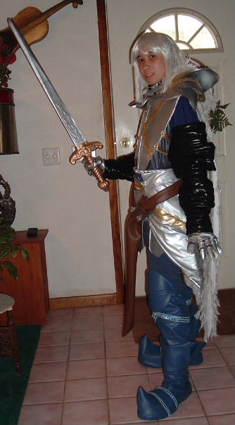 Balmung Costume From Hack Sign Costume