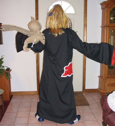 Deidara From Naruto Costume Cosplay