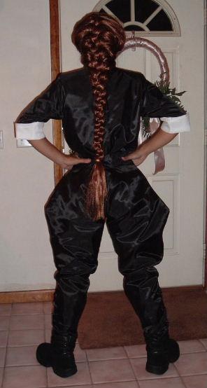 Duo Maxwell Costume Cosplay