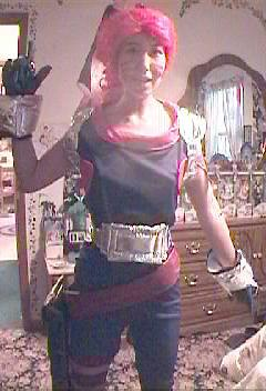 Gene Starwind From Outlaw Star Costume