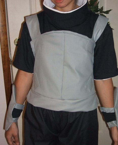 Itachi Anbu Vers 2 from Naruto Costume Cosplay
