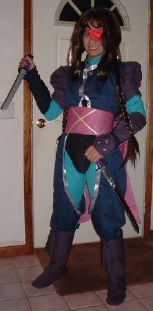 Jubei From Jubei Chan Costume