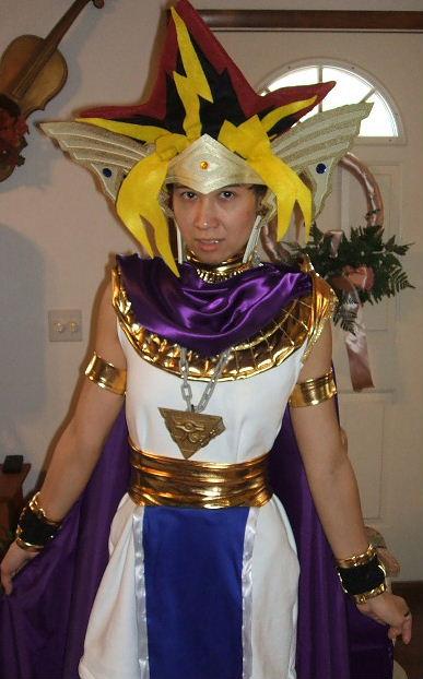 Pharaoh Atem Costume From Yu Gi Oh