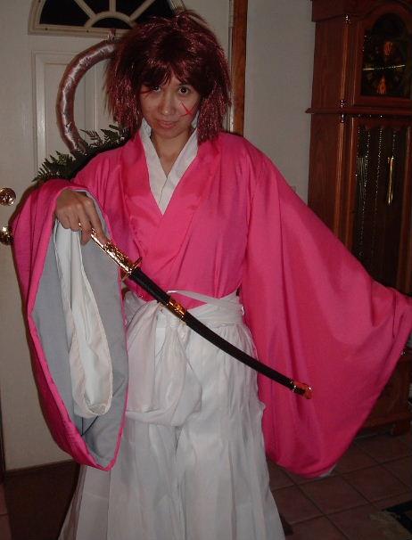 Kenshin Himura Costume