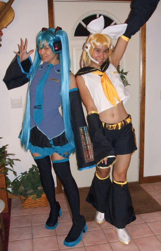 Miku Hatsune Costume