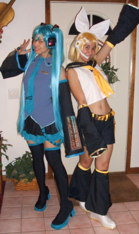 Rin Kagamine Costume