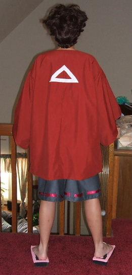Mugen Costume From Samurai Champloo