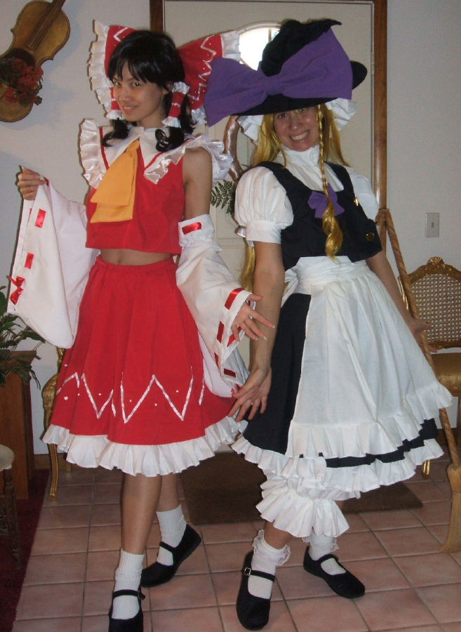 marisa costume cosplay
