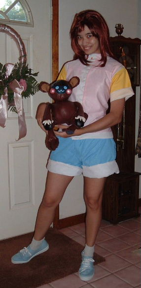 Serenity Wheeler Costume from Yu-Gi-Oh