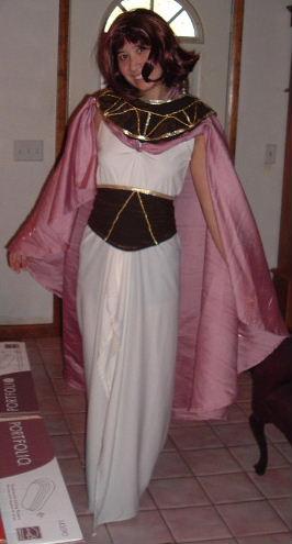 Teana Costume From Yu Gi Oh