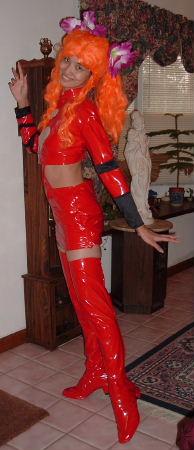 Tiara Costume Cosplay