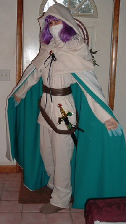 Zelgadiss Graywords Costume Cosplay