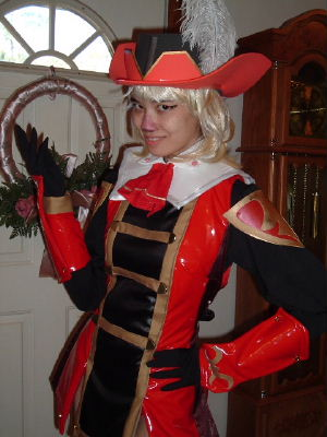 Mithra Red Mage From Final Fantasy Xi Costume