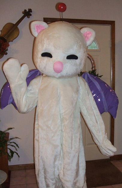 Moogle Mascot Costume ...