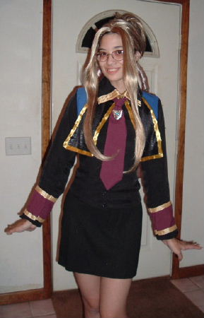Quistis Trepe Seed From Ff8 Costume