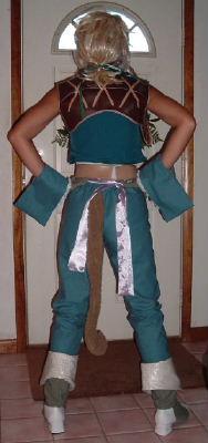 Zidane Tribal Costume From Ffix Costume
