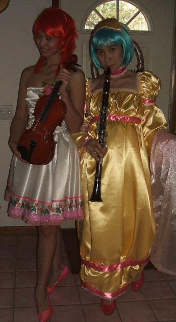 Hino Kahoko From La Corda D Oro Costume Cosplay