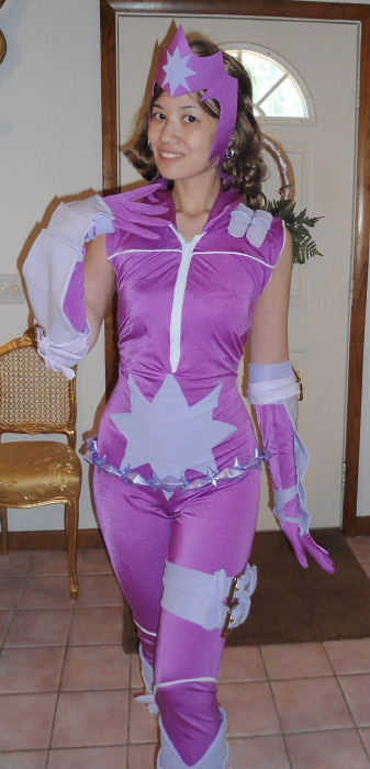 fatality star sapphire costume cosplay