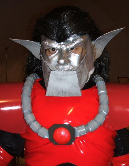 Goliath Robot Costume Cosplay