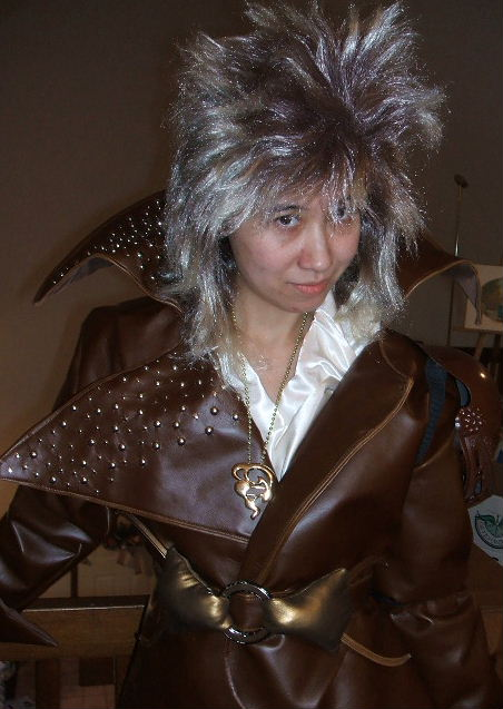 Jareth Costume From Labyrinth