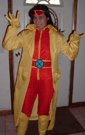 Jubilee Halloween Costume  jubilee  costume cosplayJubilee Halloween Costume