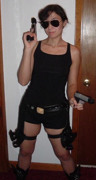 Lara Croft Version 2 Costume Cosplay