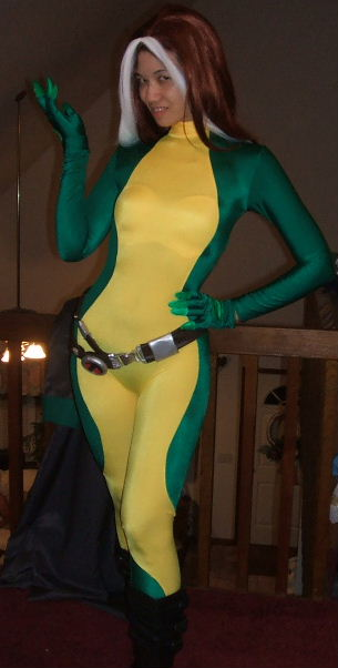 Rogue Version 2 From X Men Costume