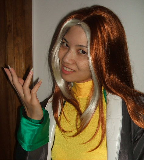 Rogue Version 2 from X-Men Costume