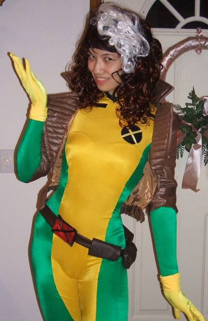 Rogue X Men Costume Rogue from x-men costumeX Men Rogue Costume Ideas