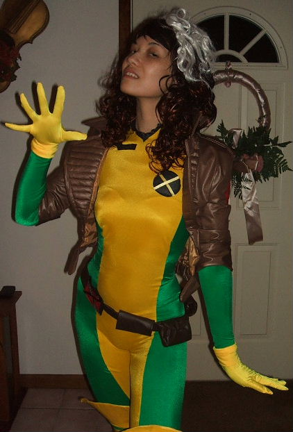 Rogue From X Men Costume