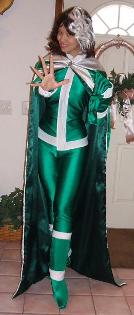 Rogue Version 4 From X Men Costume