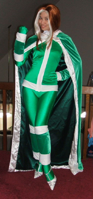 rogue version 4 from xmen costume