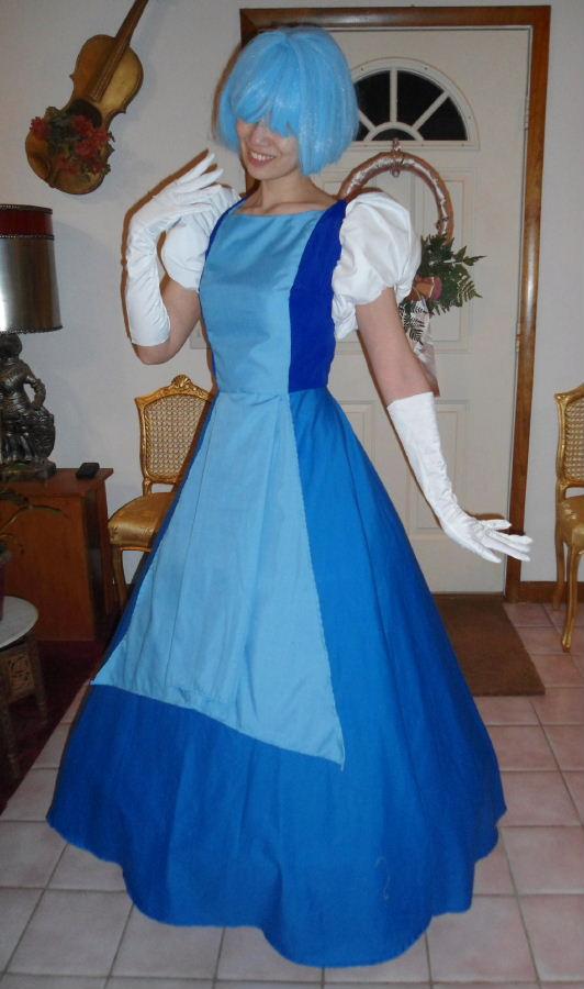 Sapphire Costume Cosplay