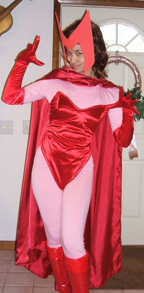 Scarlet Witch From X Men Costume