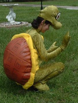 Verne Costume