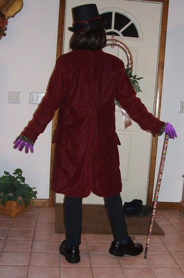 Maroon Jacket