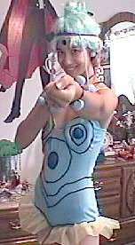 Palla Palla Costume Cosplay