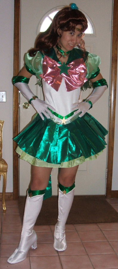 Eternal Sailor Jupiter Costume Cosplay