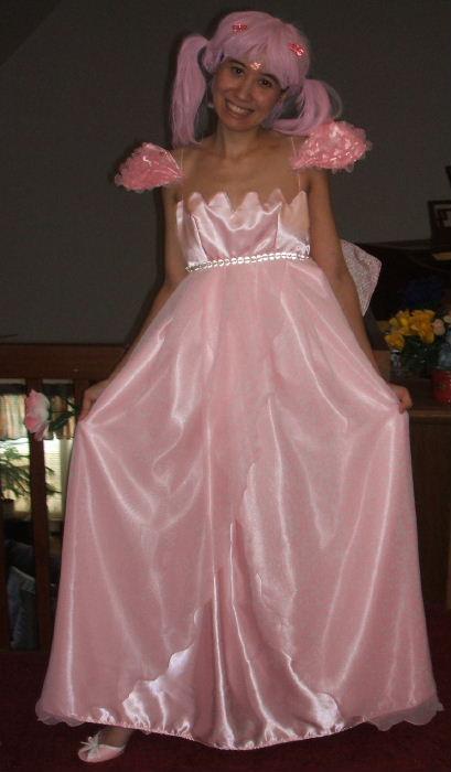 Neo Princess Mini Moon Costume Cosplay