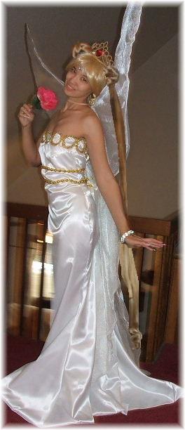 Neo Queen Serenity Costume Cosplay