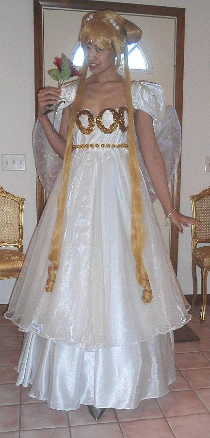 Princess Serenity Costume Cosplay