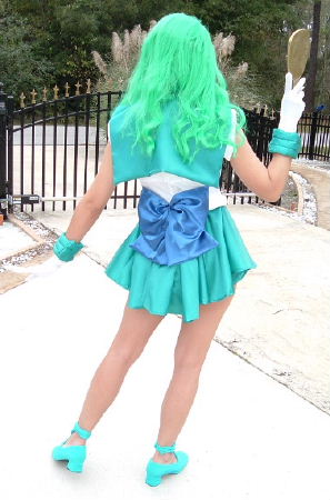 sailor moon costume for kids  Sailor Neptune