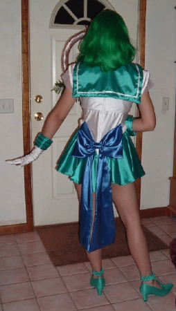 sailor moon costume for kids  Super Sailor Neptune