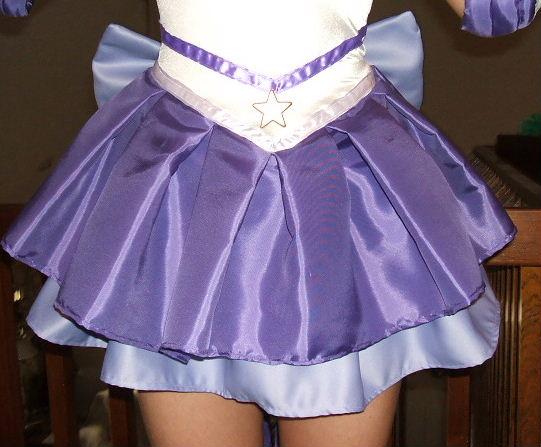 saturn planet costume skirt-#33