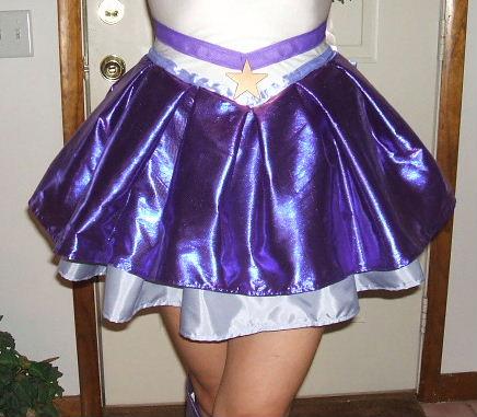 saturn planet costume skirt-#15