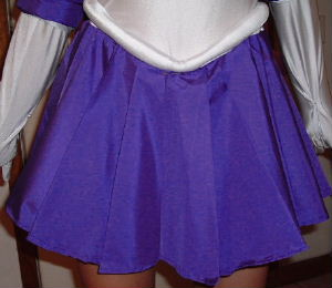 saturn planet costume skirt-#4